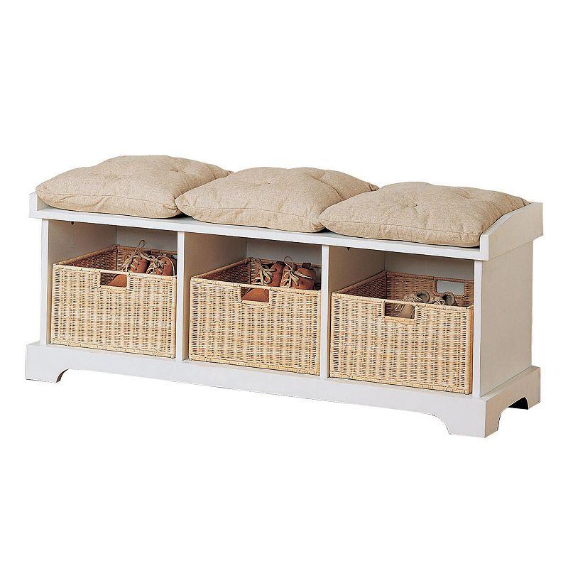 Coaster 7-piece Storage Bench Set