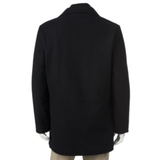 Men's Billy London Slim-Fit 34-in. Wool-Blend Car Coat