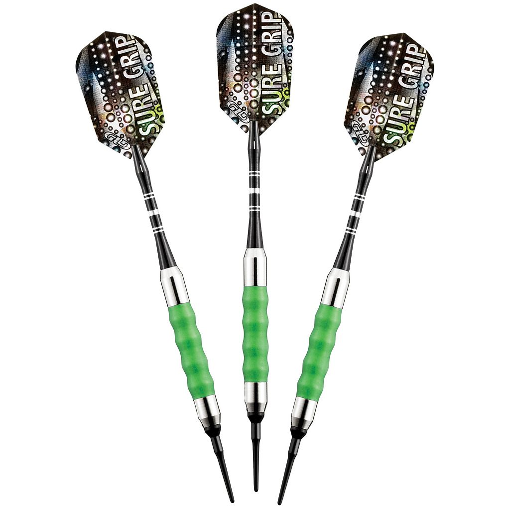 Viper 3-pk. Sure Grip 18 Gram Soft Tip Darts