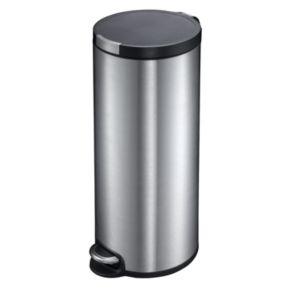 EKO Artistic 30-Liter Hands-Free Round Trash Can