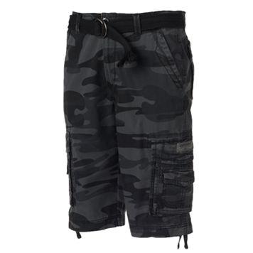 Men's Unionbay Cordova Messenger Cargo Shorts