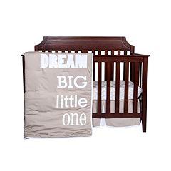 Trend Lab Dream Big Little One 3 pc Crib Bedding Set