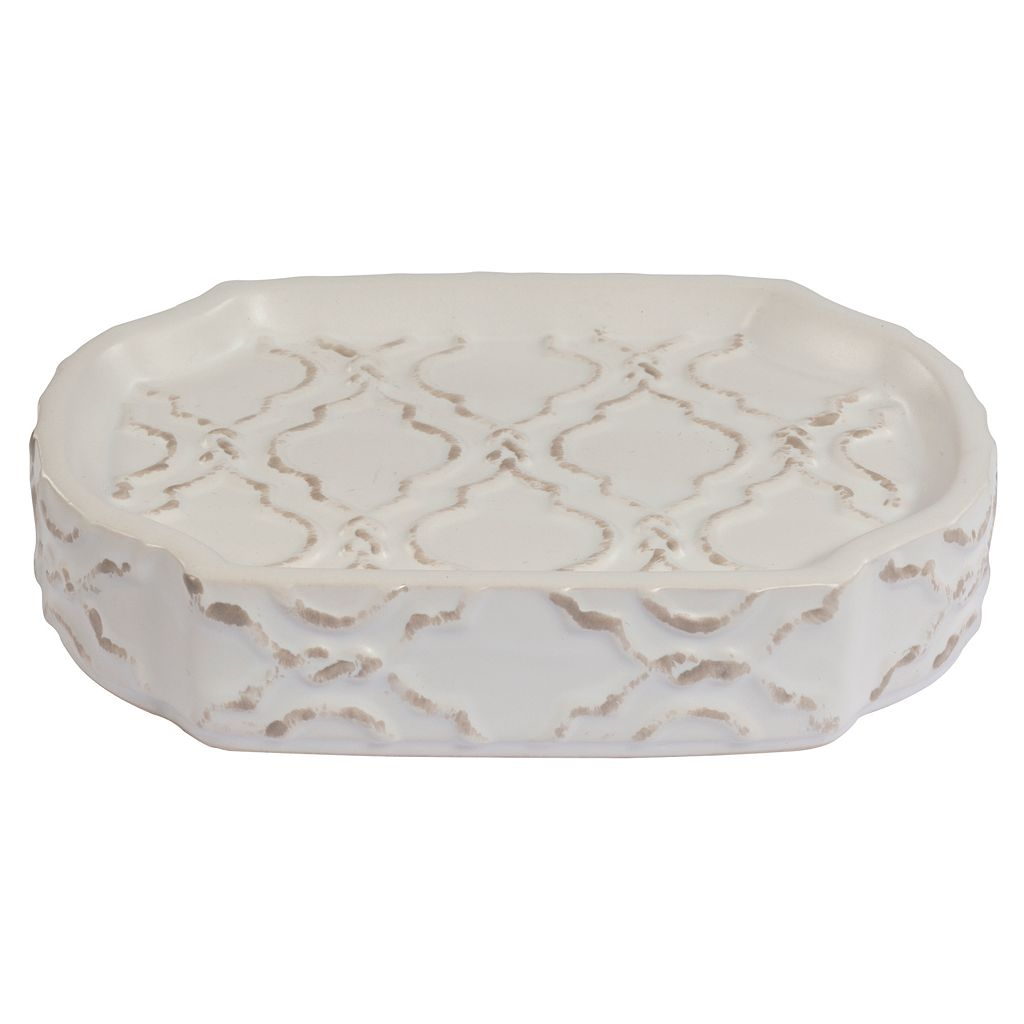 Jennifer Adams Chainlink Soap Dish