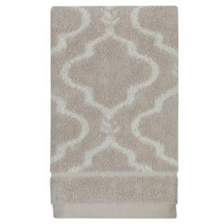 Jennifer Adams Chainlink Fingertip Towel