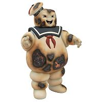 Diamond Select Toys Ghostbusters Roasted Stay Puft Marshmallow Man Bank
