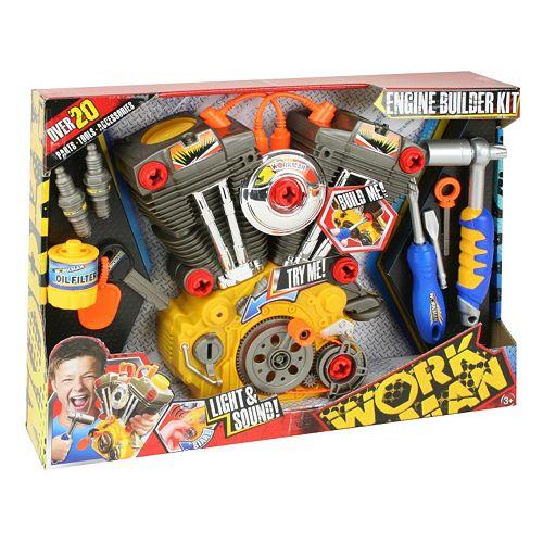 Workman Light & Sound Engine Builder Set