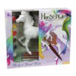 Horse Play Perfect Paint Pals Art Set