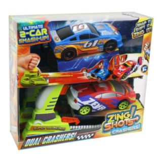 Zing Shots Dual Crashers Cars