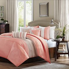 Madison Park Chester 6-pc. Duvet Cover Set