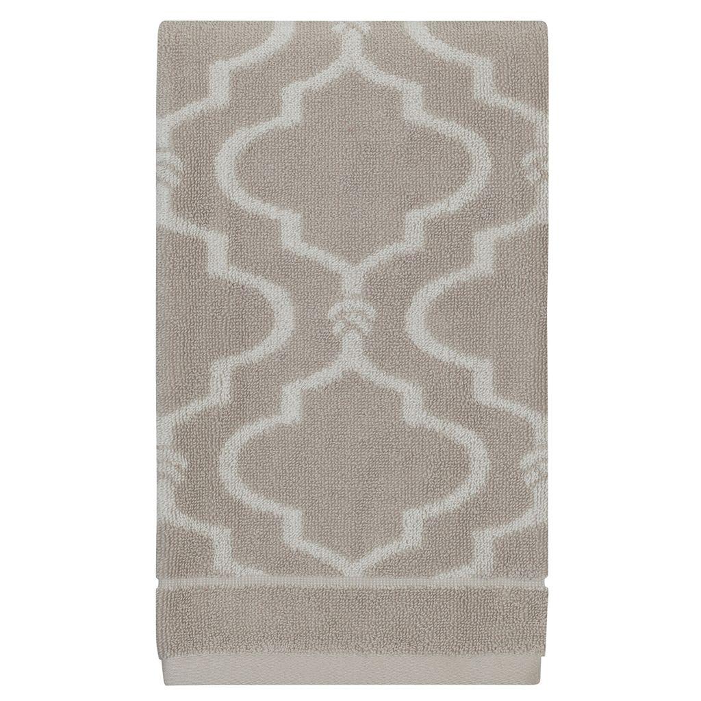 Jennifer Adams Chainlink Hand Towel