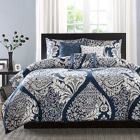 Madison Park Marcella 6 pc Duvet Cover Set