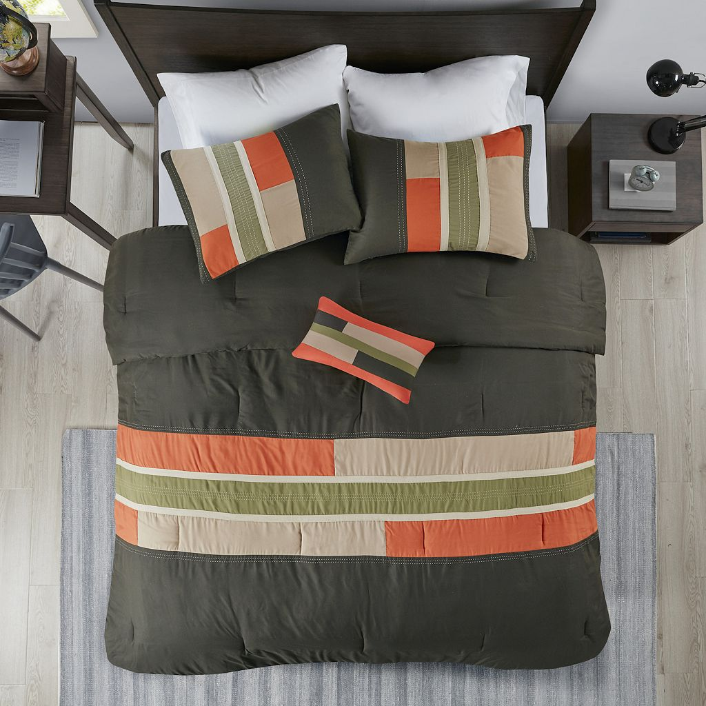 Mi Zone Circuit Comforter Set