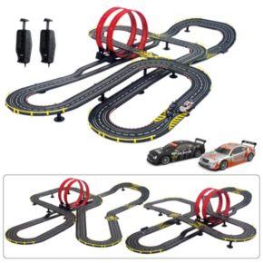 Artin 1:43 Scale Super Loop Speedway Slot Car Racing Set