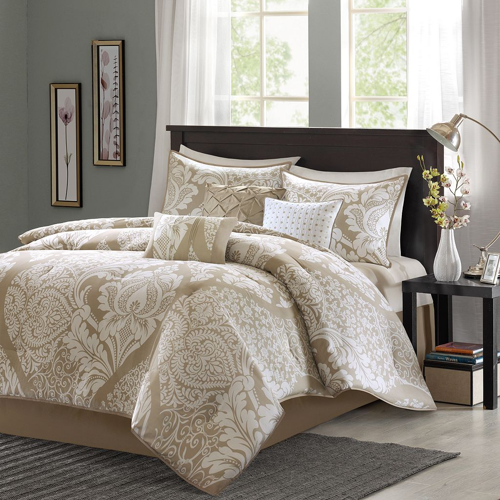 Madison Park Calista 7-pc. Comforter Set