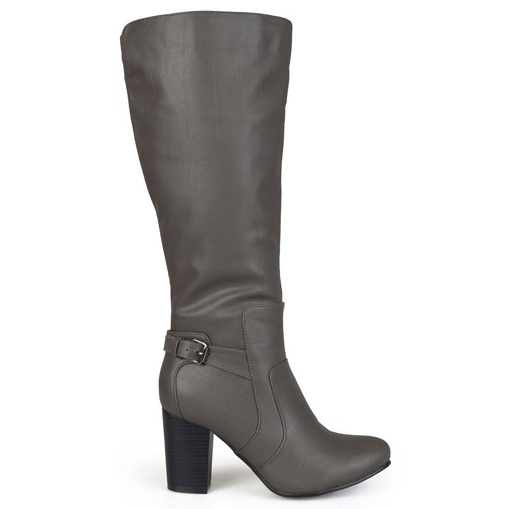 Journee Collection Carver Women's High Heel Boots