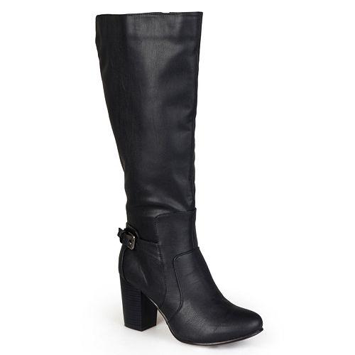 Journee Collection Carver Women's High Heel Boots
