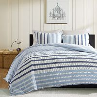 INK+IVY Cameron Duvet Cover Set