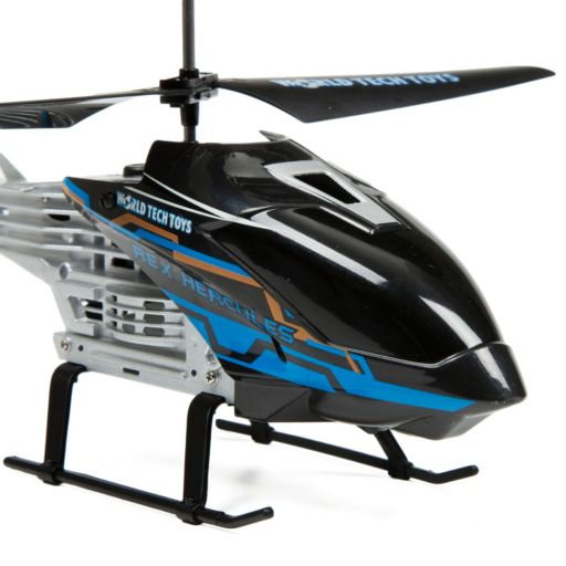 World Tech Toys Hercules Unbreakable 2ch RC Helicopter