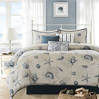 Madison Park Nantucket 7 pc Comforter Set