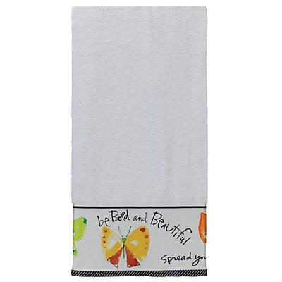 Kathy Davis Flutterby Bath Towel
