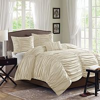 Madison Park Newport 4-pc. Duvet Cover Set