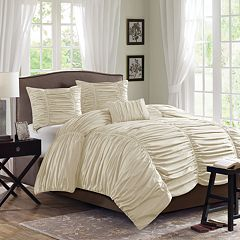 Madison Park Newport 4 pc Duvet Cover Set