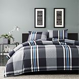 INK + IVY Nathan Duvet Cover Set