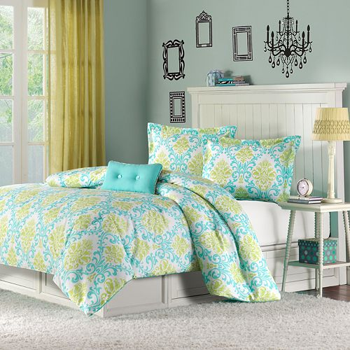 Mi Zone Paige Duvet Cover Set