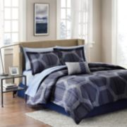 Madison Park Essentials Pierce Bed Set