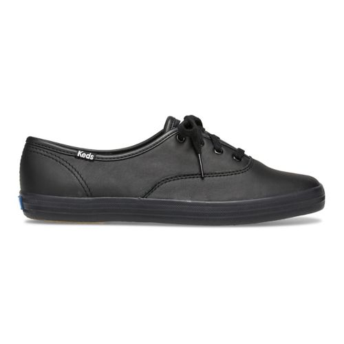 keds champion leather sneaker - womens