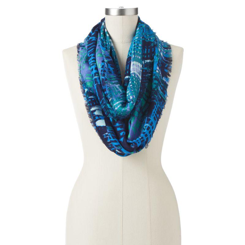 apt 9 geometric pashmina infinity scarf