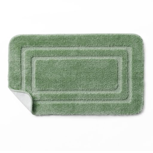 Croft & Barrow® Solid Bath Rug - 20'' x 32''