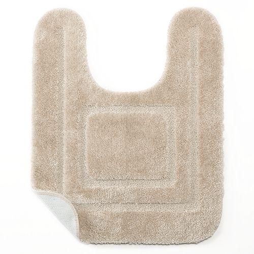 Croft & Barrow® Solid Contour Bath Rug - 20'' x 24''