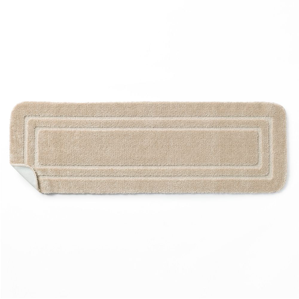 Croft & Barrow® Solid Bath Rug Runner - 20'' x 60''