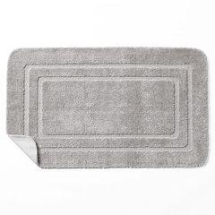 Croft & Barrow® Solid Bath Rug - 30'' x 50''