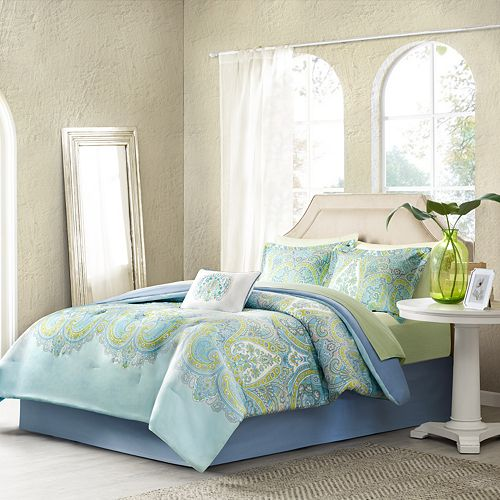Madison Park Essentials Carly Bed Set