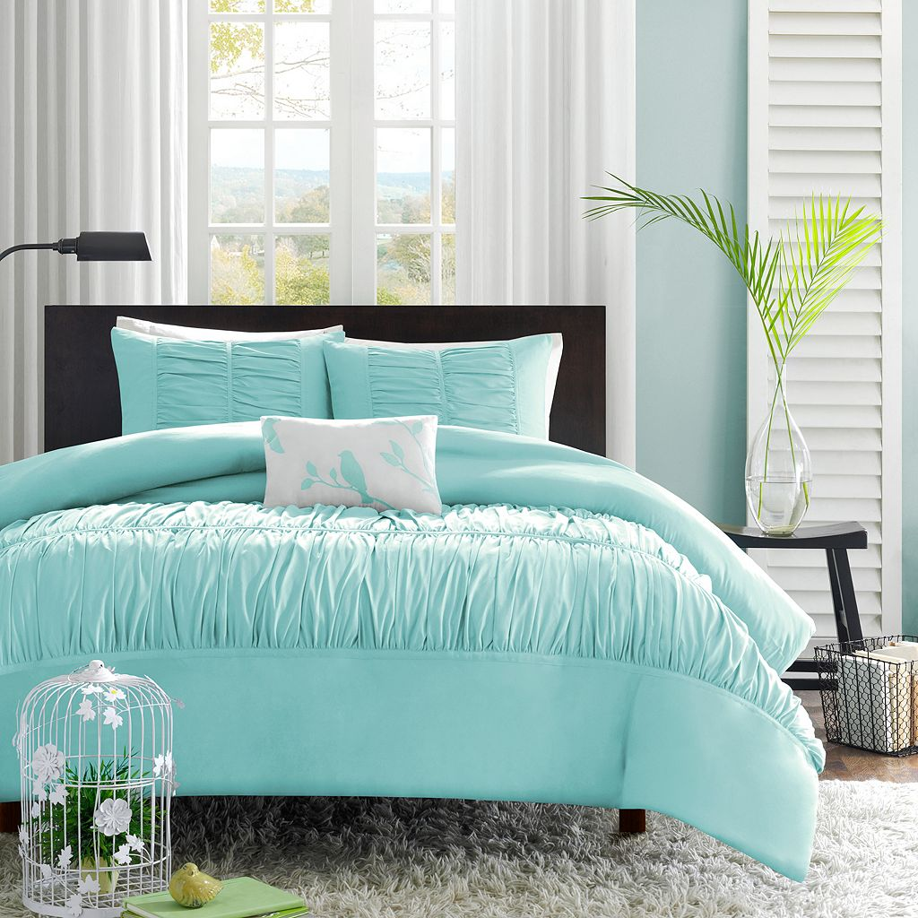 Mi Zone Cristy Duvet Cover Set