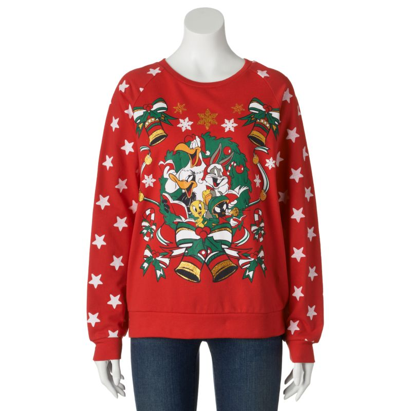 Kohls Ugly Christmas Sweaters In Store Sweater Tunic