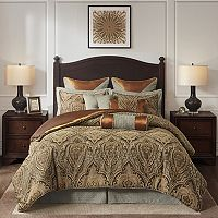 Hampton Hill Canovia Springs 9-pc. Comforter Set