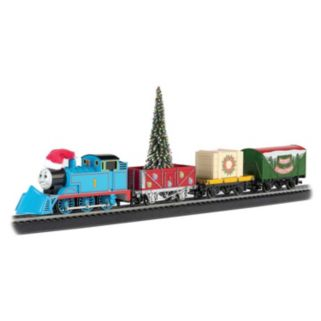 Thomas and Friends HO Scale Christmas Express Electric Train Set by Bachmann