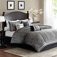 Madison Park Denton 7 pc Comforter Set