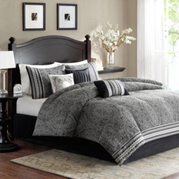 Madison Park Denton 7-pc. Comforter Set