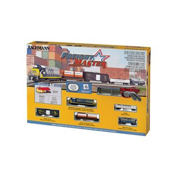 Bachmann Freightmaster N Scale Electric Train Set