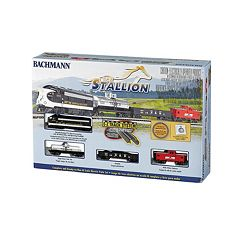 Bachmann Stallion N Scale Electric Train Set