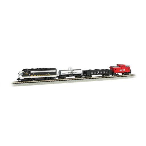 Bachmann Stallion N Scale Electric Train Set