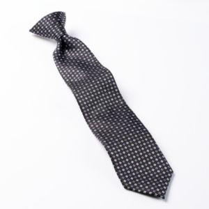 Chaps Oscar Clip-On Tie - Boys