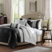 Madison Park Eastridge 6-piece Duvet Cover Set