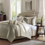 Madison Park Eastridge 6 pc Duvet Cover Set
