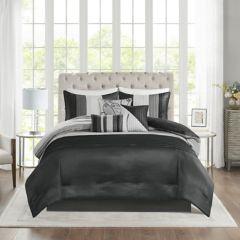 Black Comforters Bedding Bed Bath Kohl S