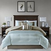 Madison Park Eastridge 7 pc Comforter Set